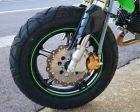 【MDF】輪框貼紙組 4mm 素色 - 「Webike-摩托百貨」