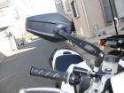 【HURRICANE】調整型後視鏡 Type II - 「Webike-摩托百貨」