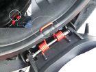 【KN企劃】Cygnus X 【SE44J】 坐墊彈簧阻尼器 【紅色】 - 「Webike-摩托百貨」