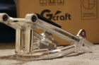 G-Craft Standard swing arm Twin Shock With a stubby 4 Cm Long
