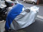 【YAMAHA】E-type摩托車罩(大車尺寸) - 「Webike-摩托百貨」