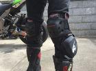 【KOMINE】SK-652 護膝含滑行塊( 峠膝小僧RACING PLUS) - 「Webike-摩托百貨」