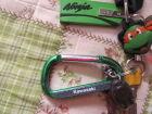 【KAWASAKI】Kawasaki 扣環鑰匙圈 - 「Webike-摩托百貨」