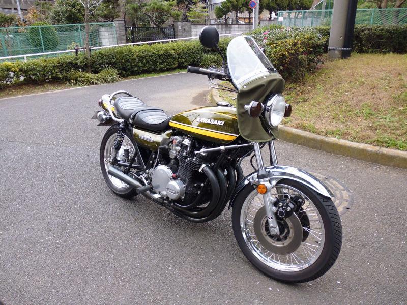 KAWASAKI Z1 (1974)