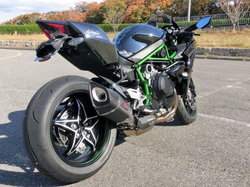 Kawasaki Ninja H2 2015 Motorcycle News Webike Japan