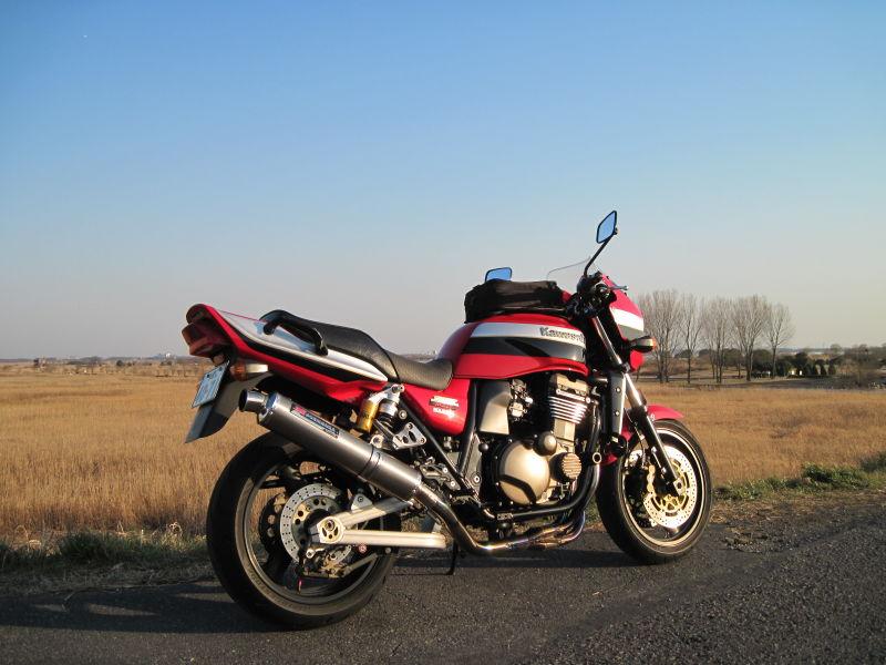 KAWASAKI ZRX1200 (2001)
