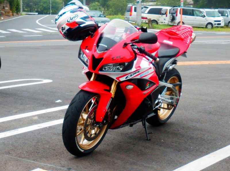 HONDA CBR600RR (2012) | Motorcycle News | Webike Japan