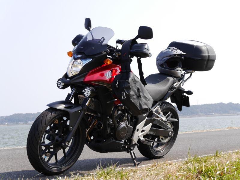 Honda 400x 2013 Motorcycle News Webike Japan