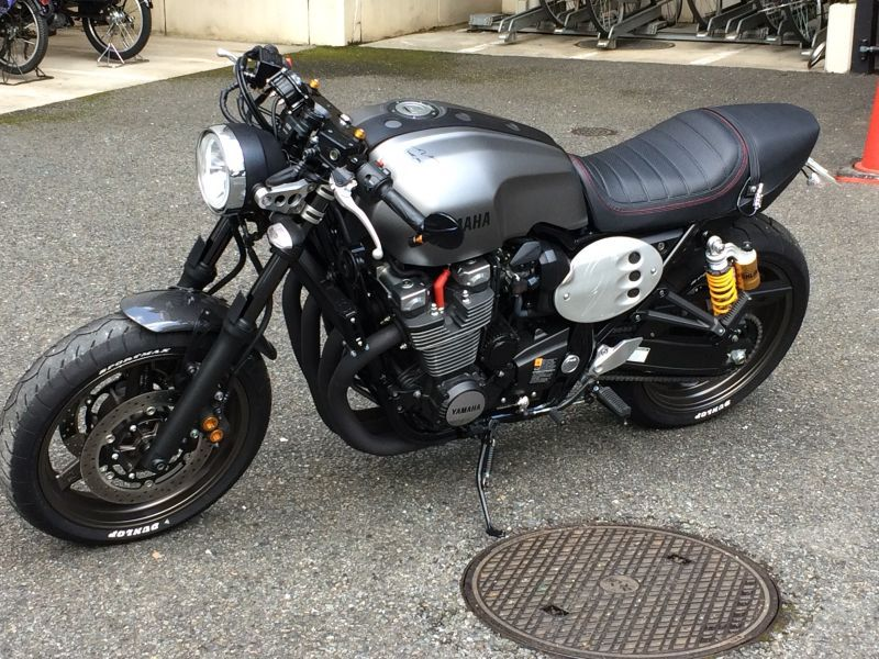 Yamaha Xjr1300 2015 Motorcycle News Webike Japan