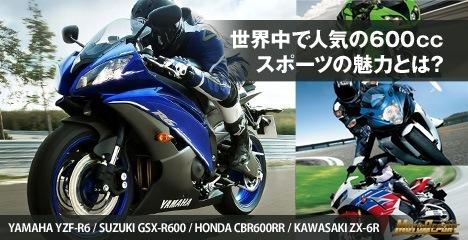 世界中で人気の600ccスポーツの魅力とは