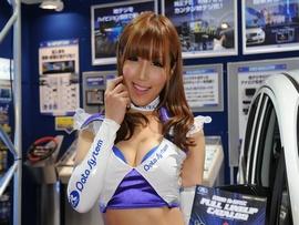 モーターショー2011特集【コンパニオン編】