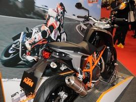 モーターショー2011特集【KTM編】