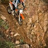 Enduro action 6