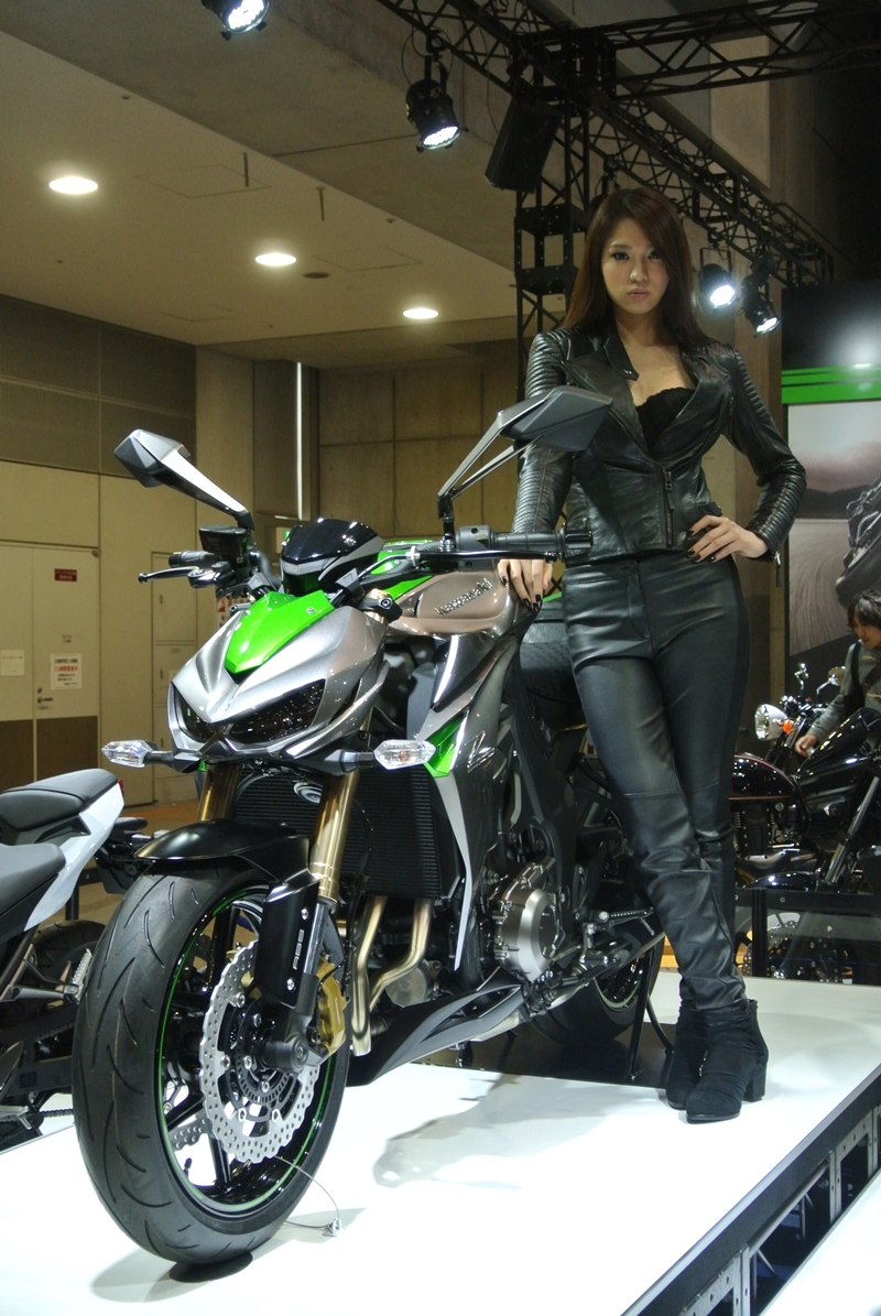 東京モーターサイクルショー2014特集 コンパニオン編 Webike ギャラリー ウェビックギャラリー