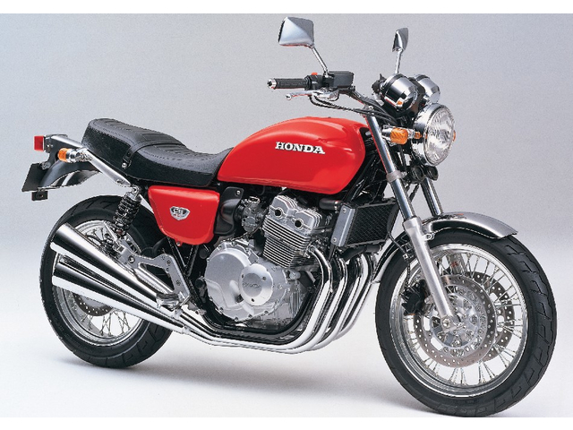 CB400 FOUR (water cooled) - Webike Indonesia