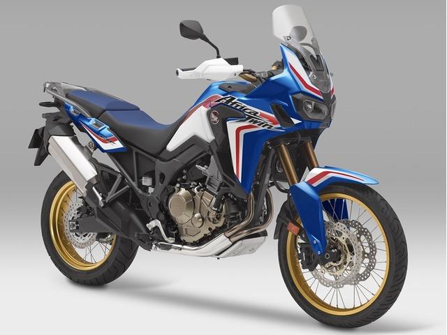 CRF1000L Africa Twin - Webike Indonesia