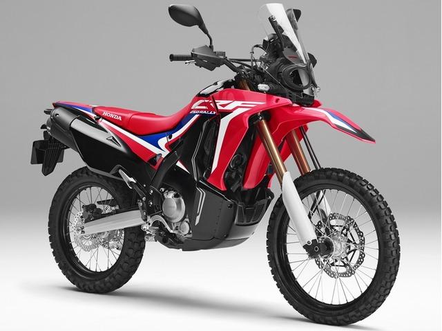 CRF250 RALLY - Webike Indonesia