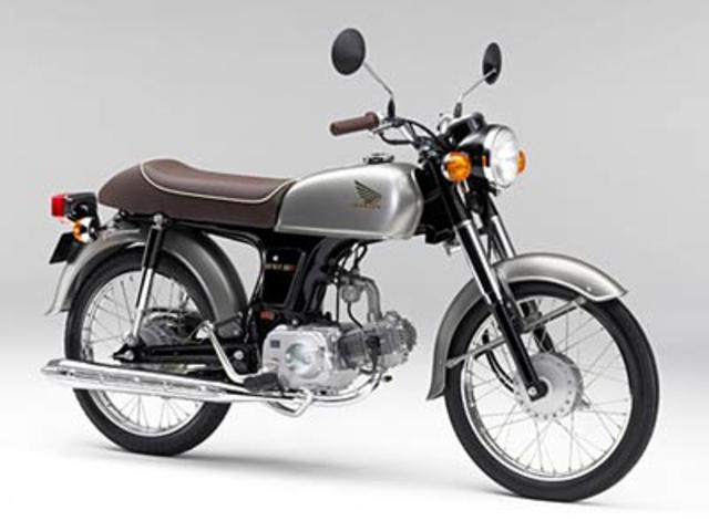 BENLY50S - Webike Indonesia