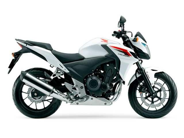 CB400F (2013-) - Webike Indonesia