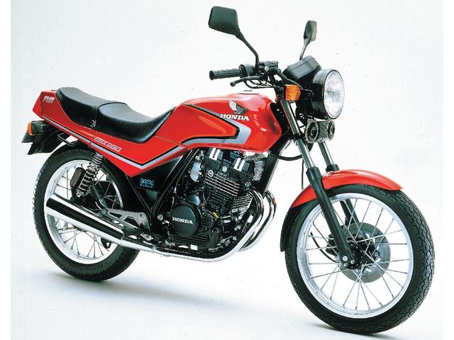 CBX250RS - Webike Indonesia