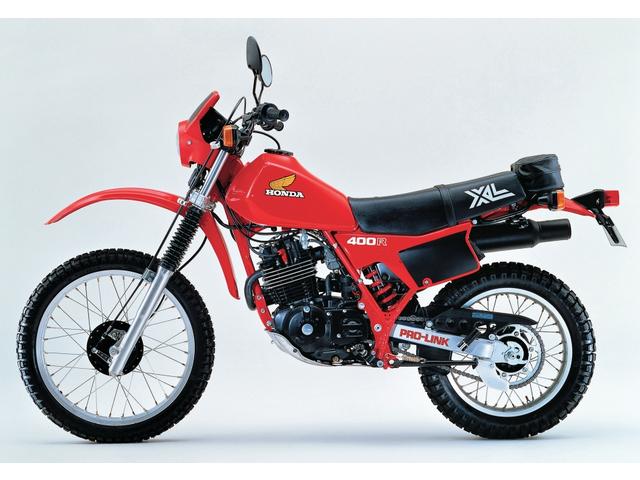 XL400 - Webike Indonesia