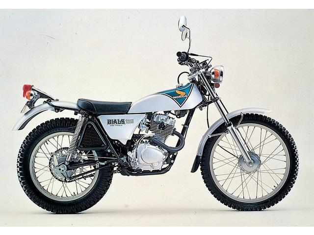 TL125 BIALS - Webike Indonesia