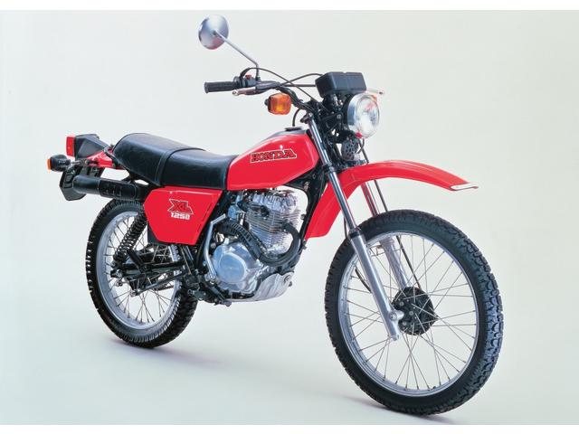 XL125 - Webike Indonesia