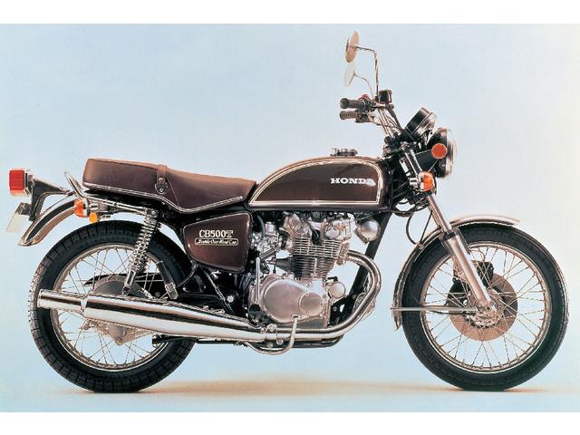 CB500T - Webike Indonesia