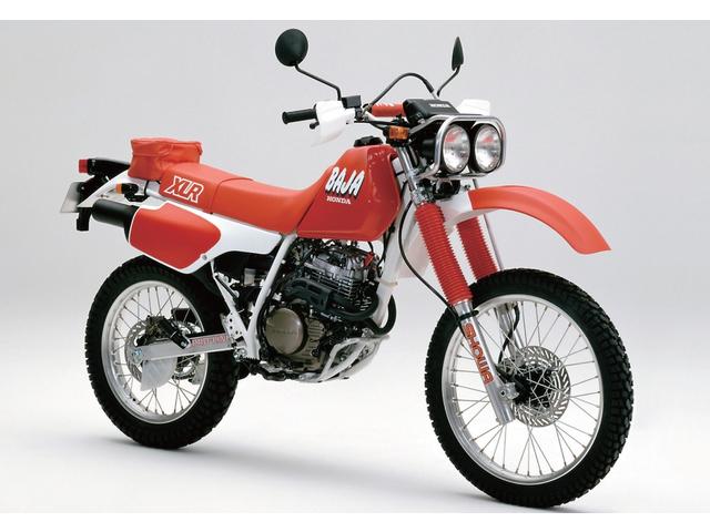 XLR250BAJA - Webike Indonesia