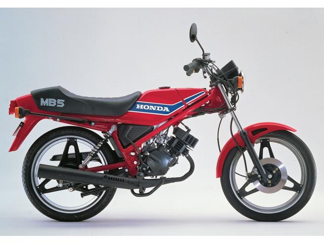 MB50 (MB5) - Webike Indonesia