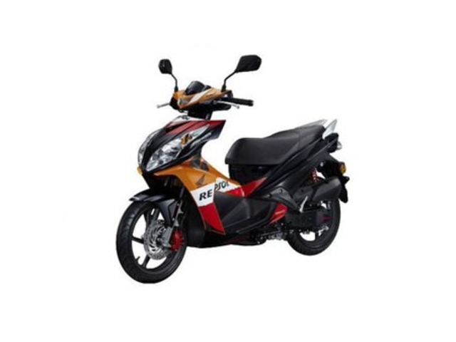 TARANIS 110GP - Webike Indonesia