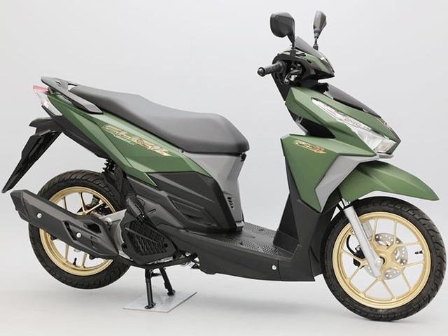CLICK125 - Webike Indonesia