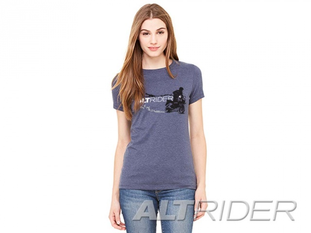 AltRider アルトライダーSuper Tenere Women's T-Shirt レディース