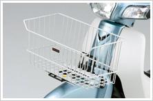 【HONDA】前 置物籃:中型款式 - 「Webike-摩托百貨」