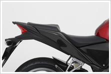 【HONDA】後 cover:碳纖維印刷型式 - 「Webike-摩托百貨」