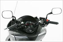 【HONDA】轉向把手管:鍍鉻型式 - 「Webike-摩托百貨」