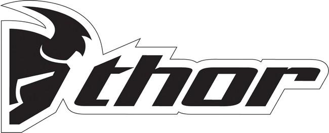 【THOR】13/14 MODEL VAN TRAILER 貼紙 - 「Webike-摩托百貨」
