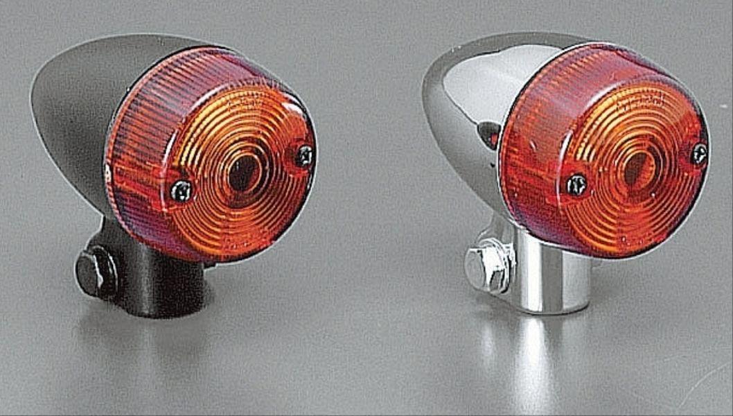 【KIJIMA】經典型方向燈(2個組) - 「Webike-摩托百貨」