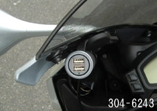 【KIJIMA】USB雙孔充電座 - 「Webike-摩托百貨」