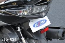 【KIJIMA】改裝無土除套件 - 「Webike-摩托百貨」