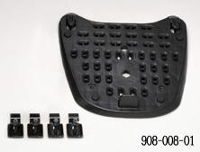 【KIJIMA】後行李箱架底板&螺絲組 Reembark 30L用 - 「Webike-摩托百貨」