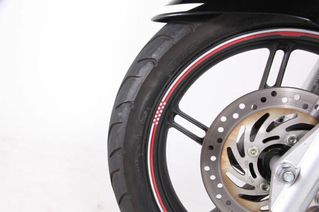 【KITACO】輪框貼紙 - 「Webike-摩托百貨」