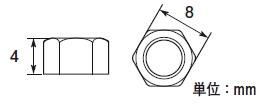 【K-CON】塑膠螺帽 (RENY) - 「Webike-摩托百貨」