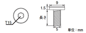 【K-CON】扁平頭星型內六角螺絲 (RENY) - 「Webike-摩托百貨」