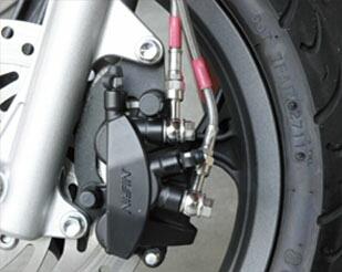 【KITACO】金屬煞車油管套件 - 「Webike-摩托百貨」