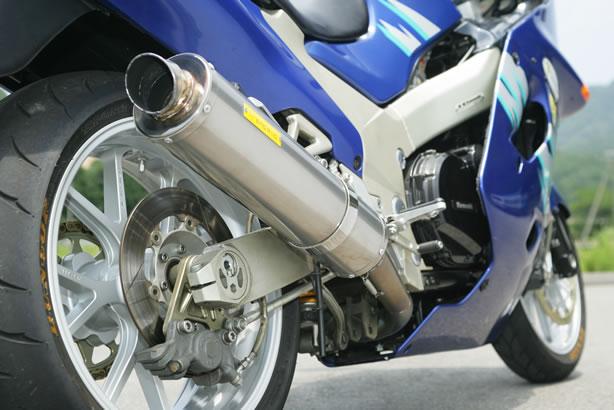 【JB POWER(BITO R&D)】JB-POWER 手工彎管加工鈦合金全段排氣管 - 「Webike-摩托百貨」