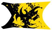 【MDF】貼紙組 Buratti 式樣 汽油箱組 - 「Webike-摩托百貨」