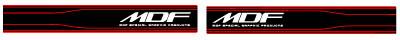 【MDF】ATTACKER 式樣 後搖臂貼紙組(左右Set) - 「Webike-摩托百貨」