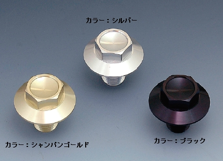 【N PROJECT】上三角台中心螺絲K型(M16×P1.5) - 「Webike-摩托百貨」