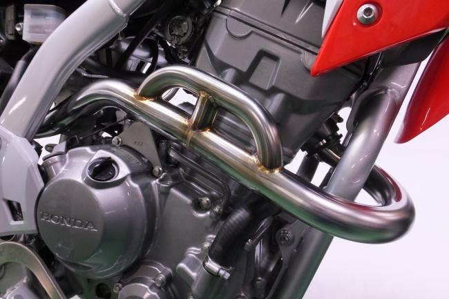 【N PROJECT】CRF250 雙出排氣管前段 - 「Webike-摩托百貨」